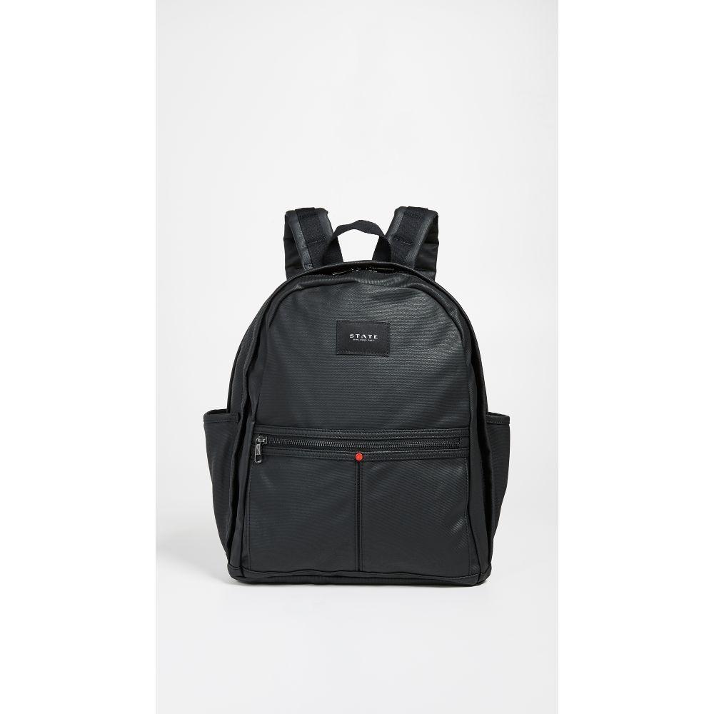 ステート レディース バッグ バックパック・リュック【Kent Backpack】Black Multi
