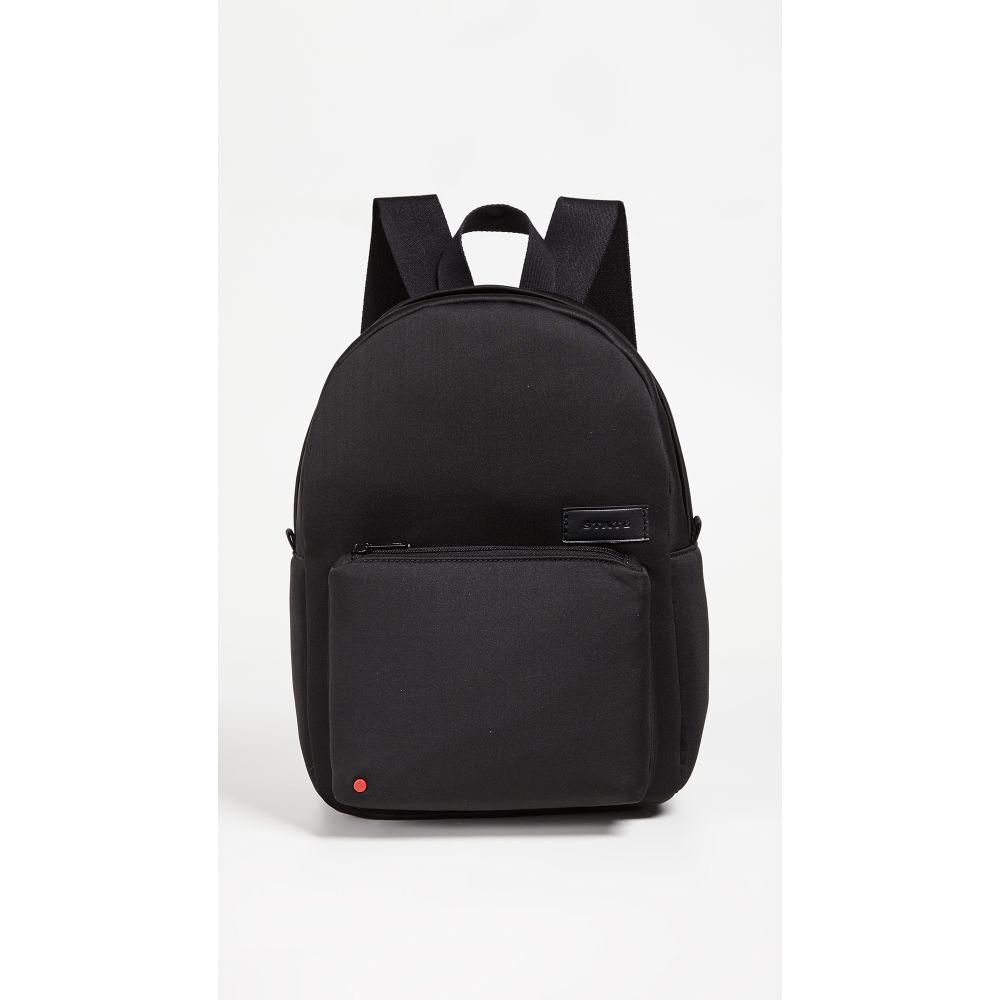 ステート レディース バッグ バックパック・リュック【Mini Lorimer Backpack】Black