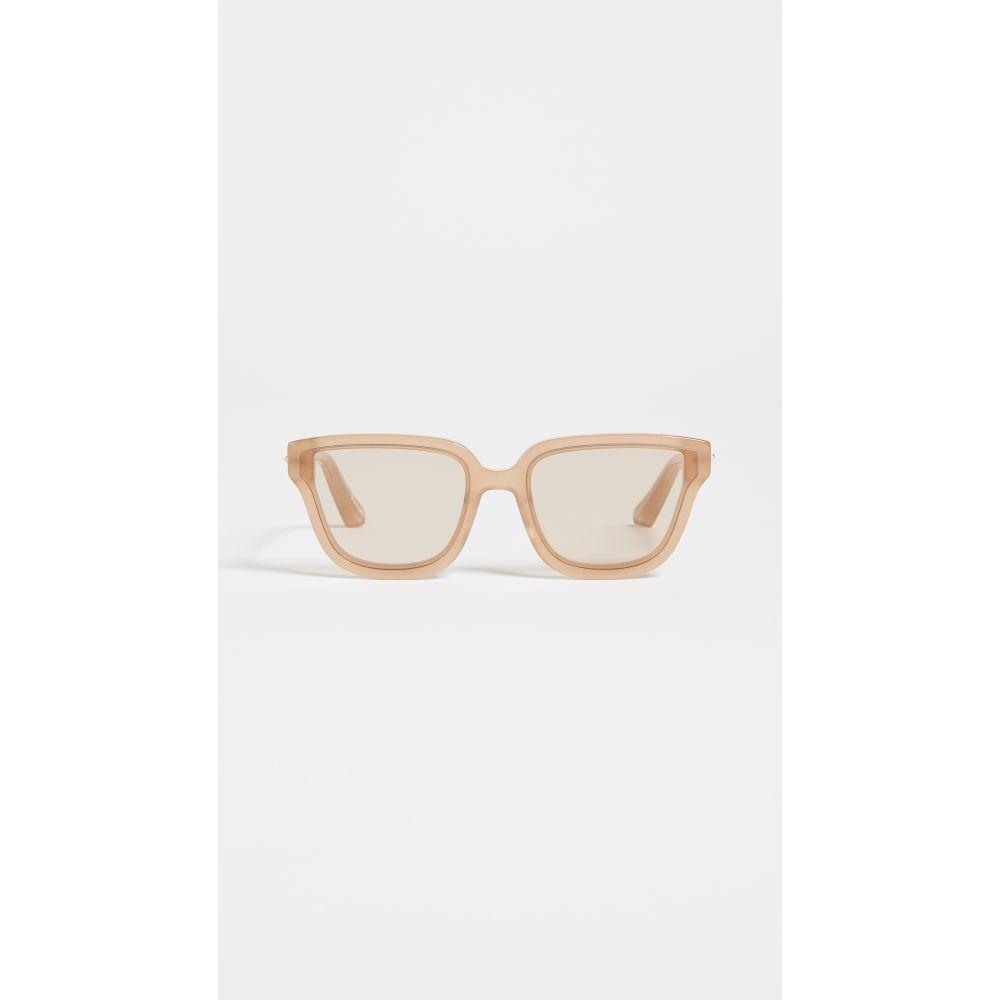 エリザベス アンド ジェームス レディース メガネ・サングラス【Barrett Sunglasses】Nude/Brown
