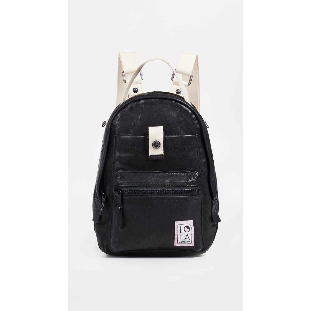 ローラ レディース バッグ バックパック・リュック【Utopia Small Backpack】Black