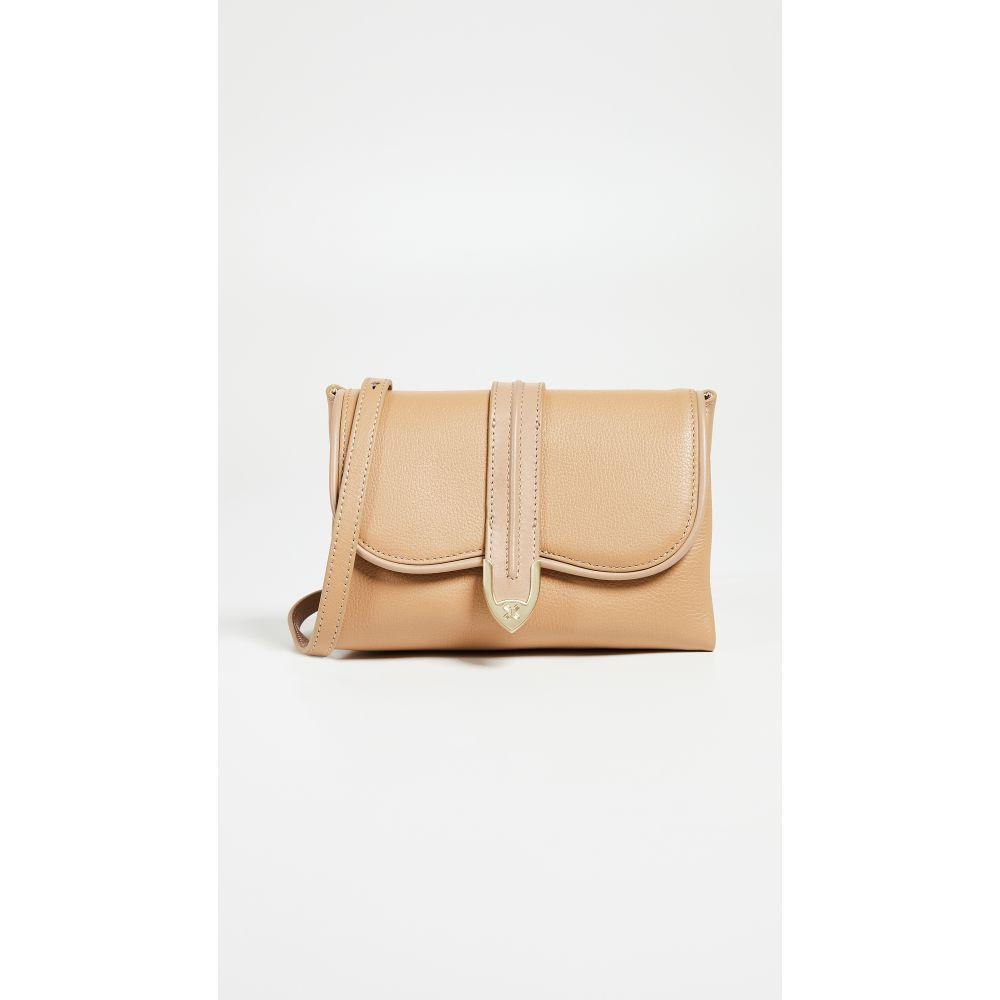 サンシア レディース バッグ ショルダーバッグ【The Vienne Cross Body Bag】Pecan