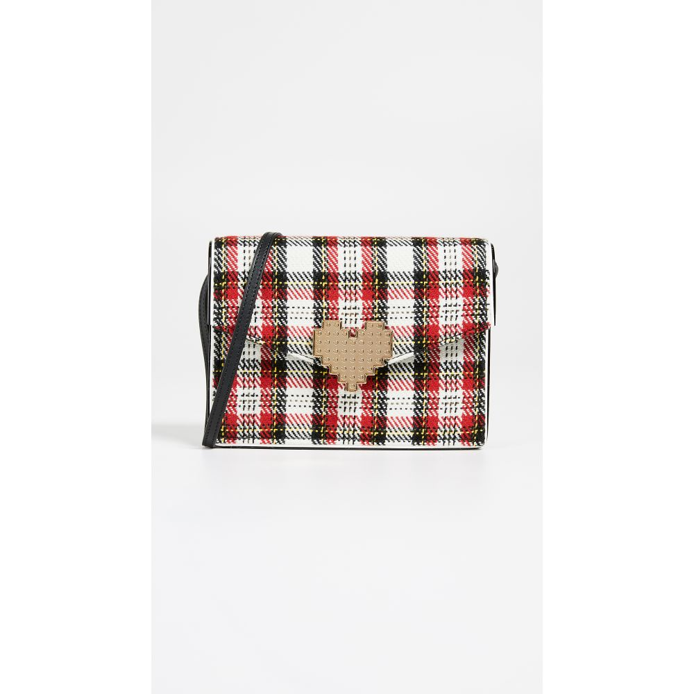レプティジュール レディース バッグ ショルダーバッグ【Lulu Golden Lolita Bag】Tartan