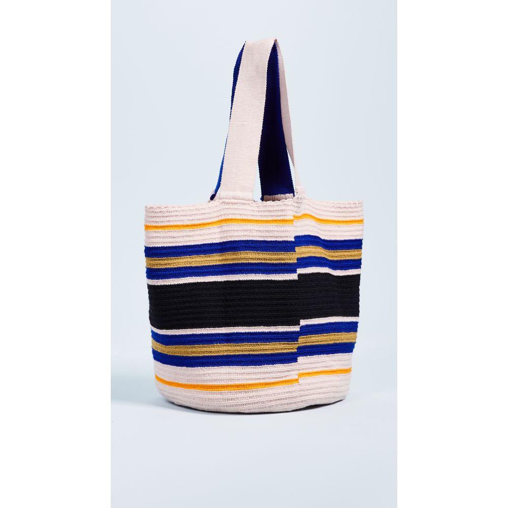 ソフィーアンダーソン レディース バッグ トートバッグ【Jonas Tote Bag】Blue Multi