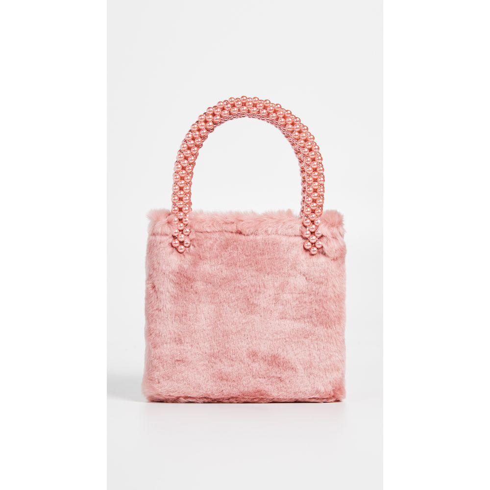 シュリンプス レディース バッグ【Una Bag】Dusty Pink
