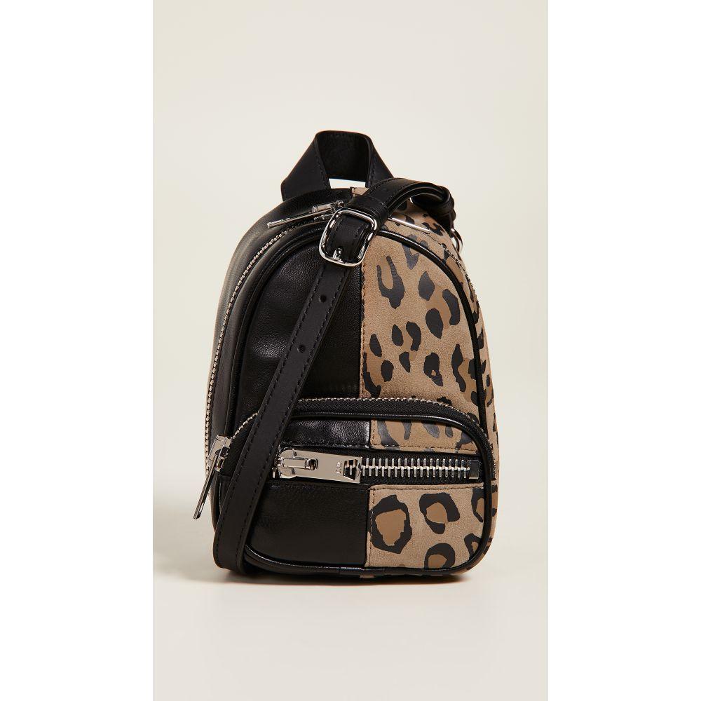 アレキサンダー ワン レディース バッグ バックパック・リュック【Attica Soft Mini Backpack Cross Body Bag】Multi