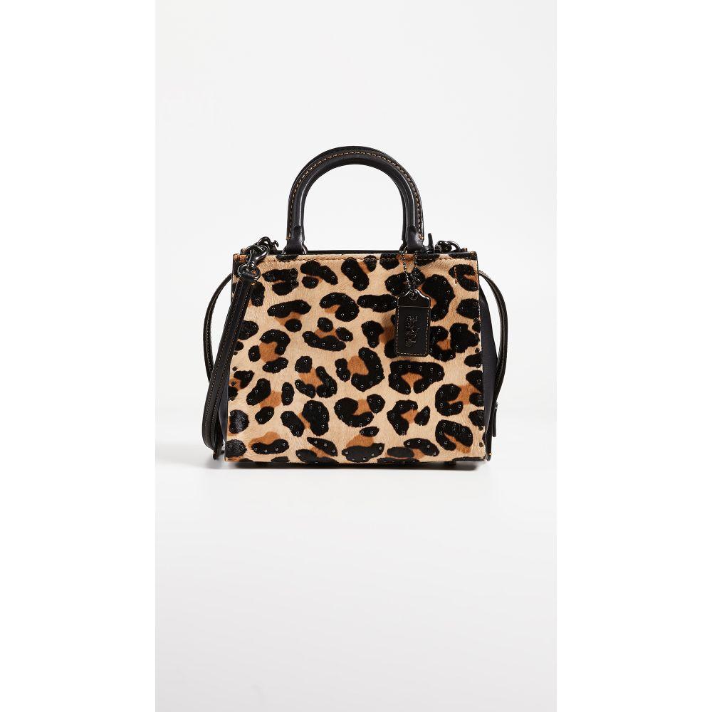 新発売の コーチ レディース バッグ【Leopard Rogue Bag レディース 25 Bag バッグ【Leopard】Leopard, 海産物、乾物、珍味 さつま海産:b6640bd1 --- adesigndeinteriores.com.br