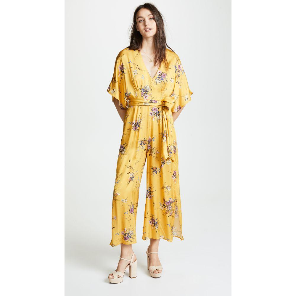 DRA レディース ワンピース・ドレス オールインワン【Cantania Jumpsuit】Tuscany Floral