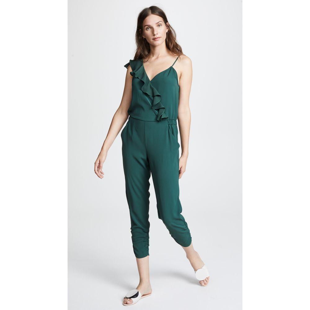 パーカー レディース ワンピース・ドレス オールインワン【Addison Combo Jumpsuit】Cacti