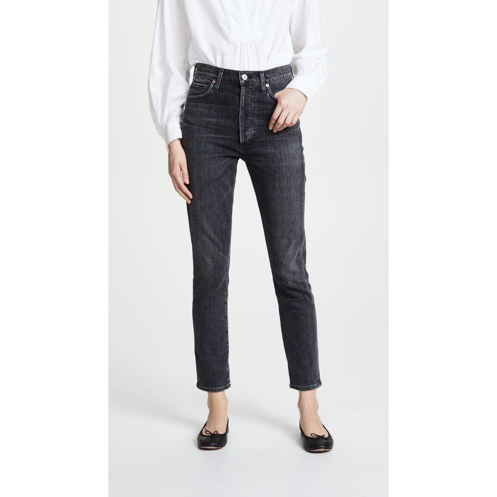 シチズン オブ ヒューマニティ レディース ボトムス・パンツ ジーンズ・デニム【Olivia High Rise Slim Ankle Jeans】Wren