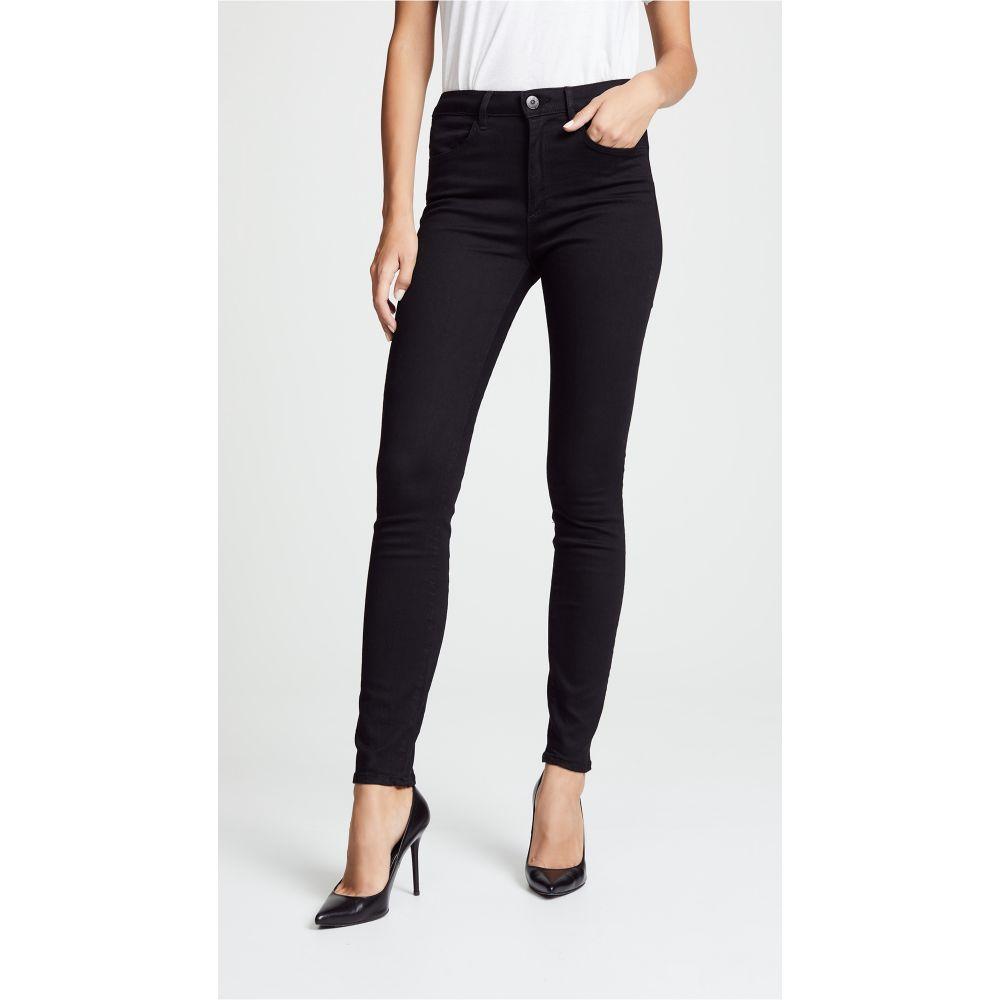 スリー バイ ワン レディース ボトムス・パンツ ジーンズ・デニム【W3 Channel Seam Skinny Jeans】Black