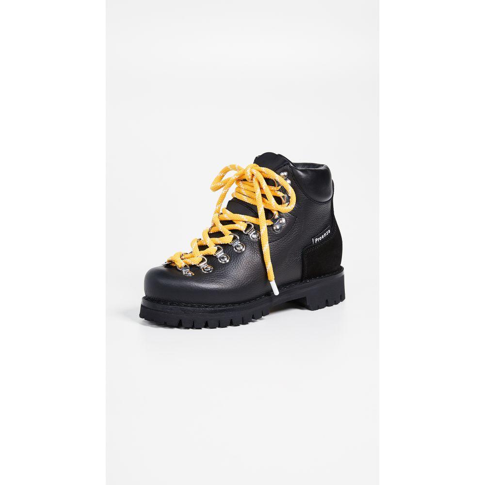 プロエンザ スクーラー レディース シューズ・靴 ブーツ【Hiking Boots】Black