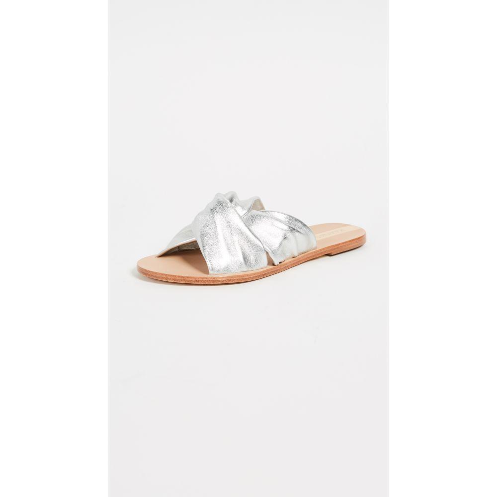 カーナス レディース シューズ・靴 サンダル・ミュール【Belem Knot Sandals】Silver