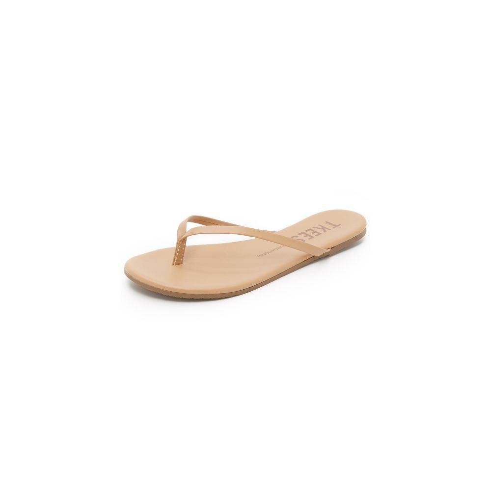 ティキーズ レディース シューズ・靴 ビーチサンダル【Foundations Flip Flops】Cocoa Butter