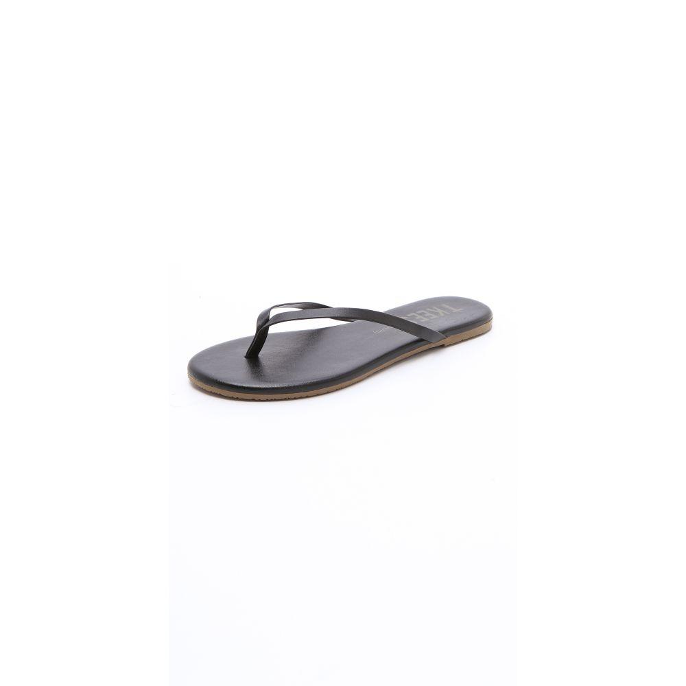 ティキーズ レディース シューズ・靴 ビーチサンダル【Liners Flip Flop】Sable