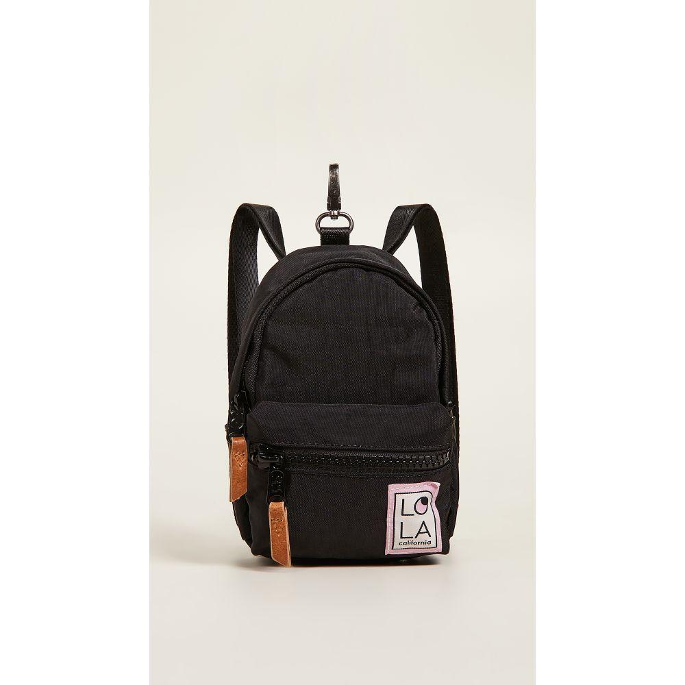 ローラ レディース バッグ バックパック・リュック【Stargazer Mini Convertible Backpack】Black