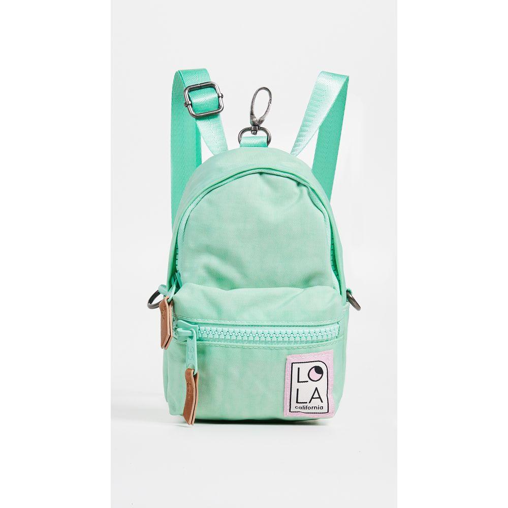 ローラ レディース バッグ バックパック・リュック【Stargazer Mini Convertible Backpack】Mint