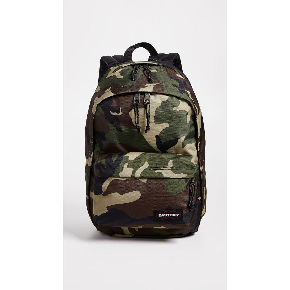 イーストパック Eastpak レディース バッグ バックパック・リュック【Back to Work Backpack】Camo
