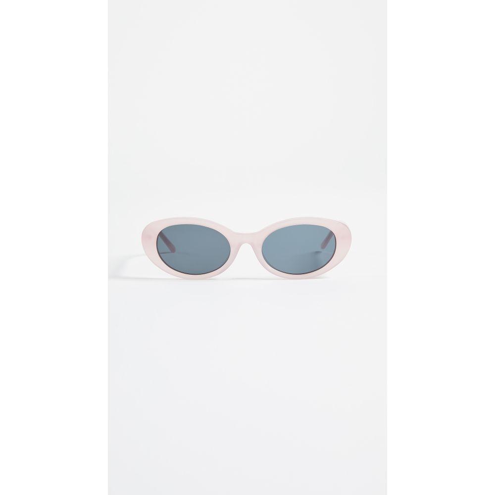 ロベリ&フラウド Roberi & Fraud レディース メガネ・サングラス【Betty Sunglasses】Pink/Black