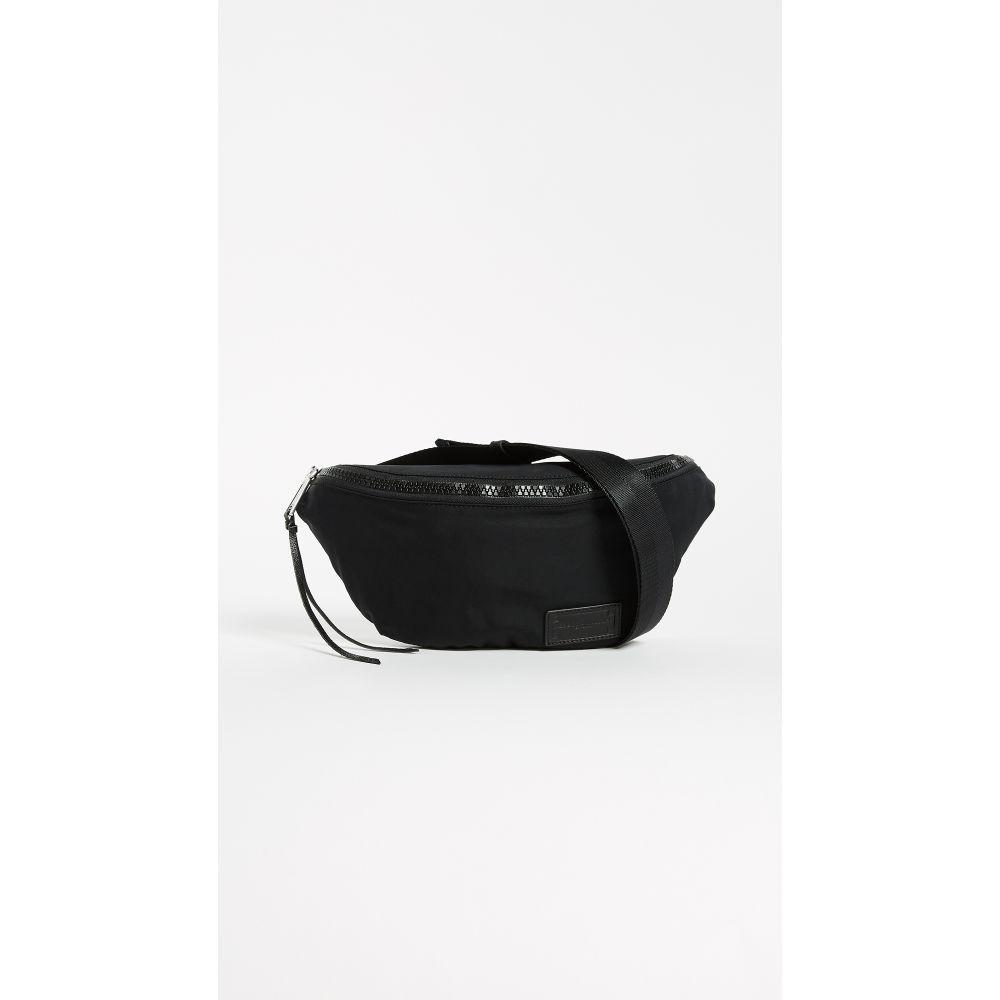 レベッカ ミンコフ Rebecca Minkoff レディース バッグ ボディバッグ・ウエストポーチ【Nylon Belt Bag】Black