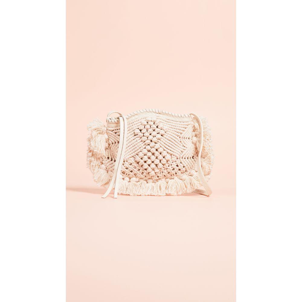 クレオベラ Cleobella レディース バッグ ショルダーバッグ【Soho Crossbody Bag】Ivory