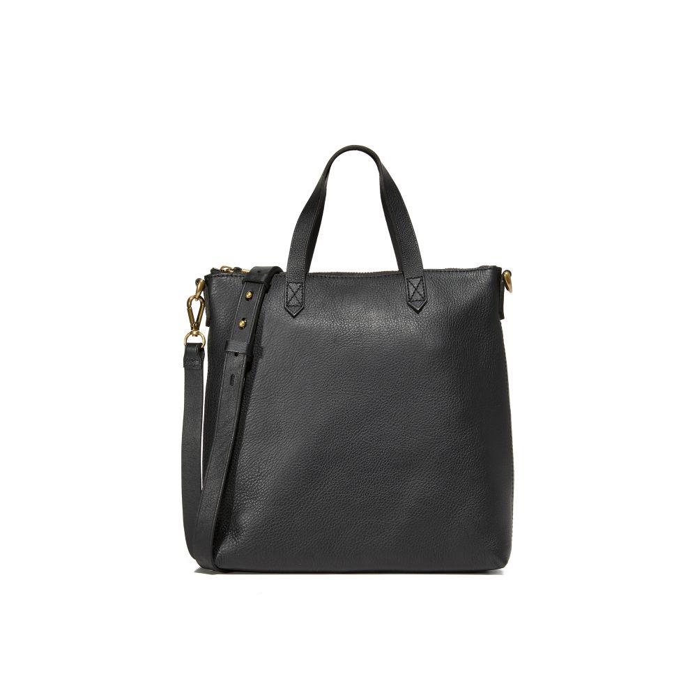 メイドウェル Madewell レディース バッグ ショルダーバッグ【The Transport Cross Body Bag】True Black