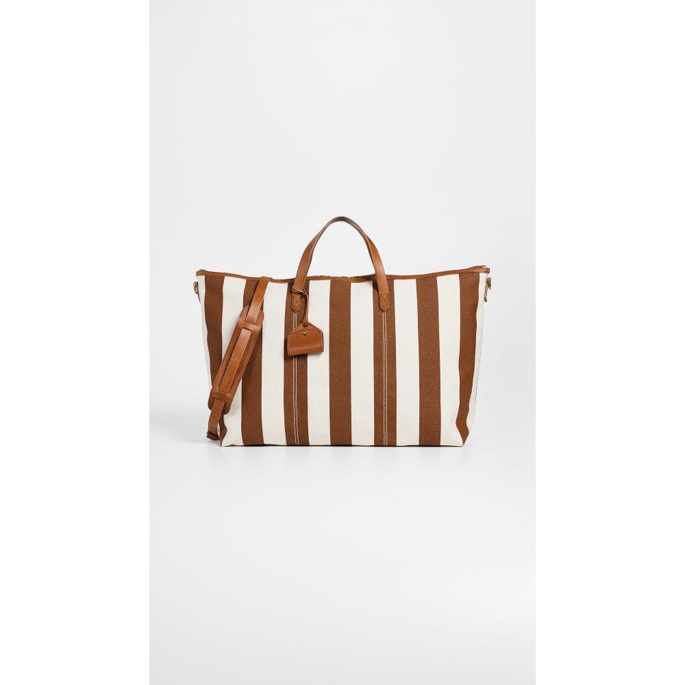 メイドウェル Madewell レディース バッグ ボストンバッグ・ダッフルバッグ【Transport Weekender Bag】Burnt Orange