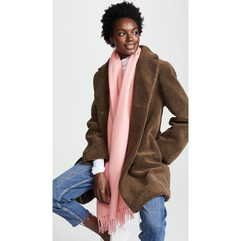 ラグ&ボーン Rag & Bone レディース マフラー・スカーフ・ストール【Classic Wool Scarf】Pink