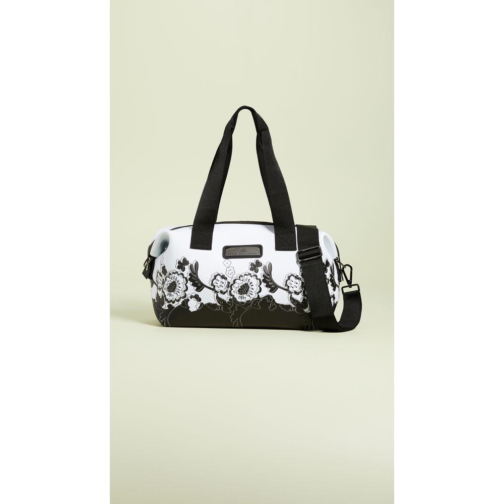 アディダス adidas by Stella McCartney レディース バッグ ショルダーバッグ【Small Gym Bag】White/Black/Black