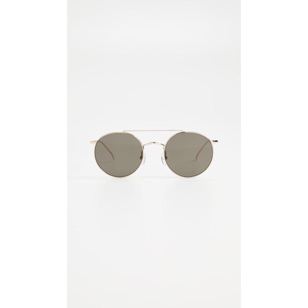 イレステーバ Illesteva レディース メガネ・サングラス【Allen M Sunglasses】Rose Gold/Grey