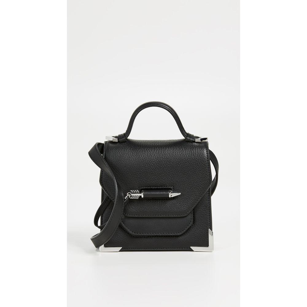マッカージュ Mackage レディース バッグ ショルダーバッグ【Rubie Crossbody Bag】Black/Nickel