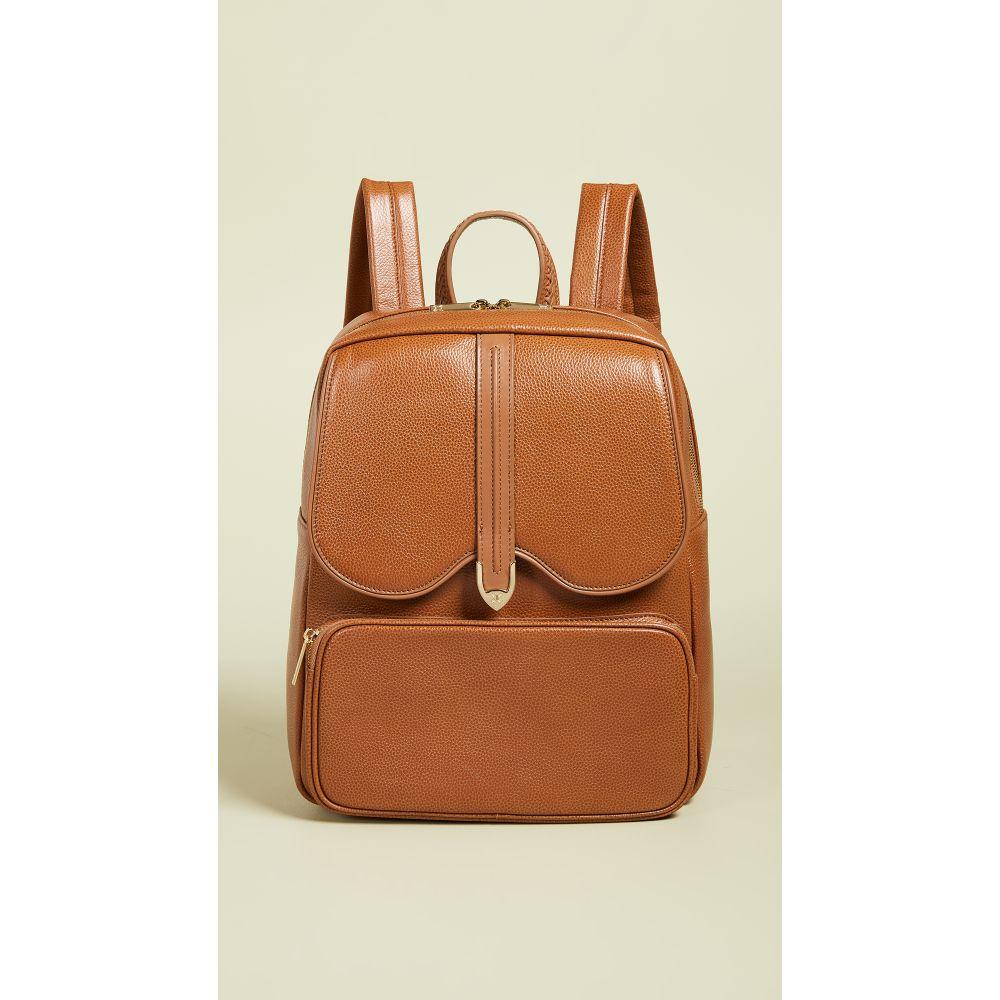 サンシア SANCIA レディース バッグ バックパック・リュック【The Finikia Backpack】Cognac