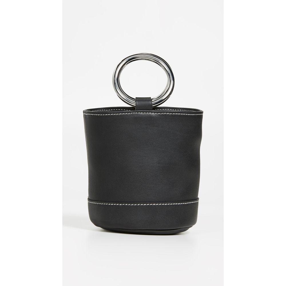 サイモンミラー Simon Miller レディース バッグ ハンドバッグ【Bonsai Mini Bucket Bag】Black