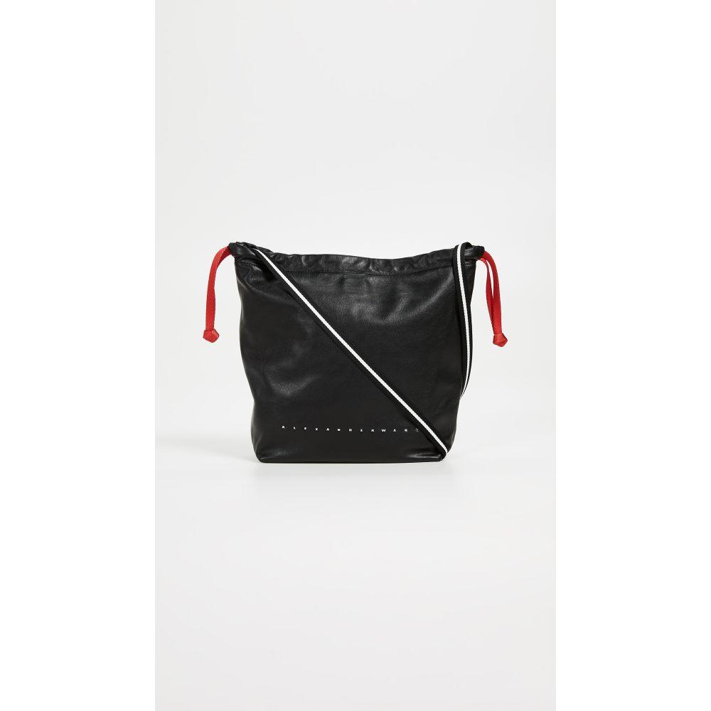 アレキサンダー ワン Alexander Wang レディース バッグ【Ransack Small Drawstring Bag】Black
