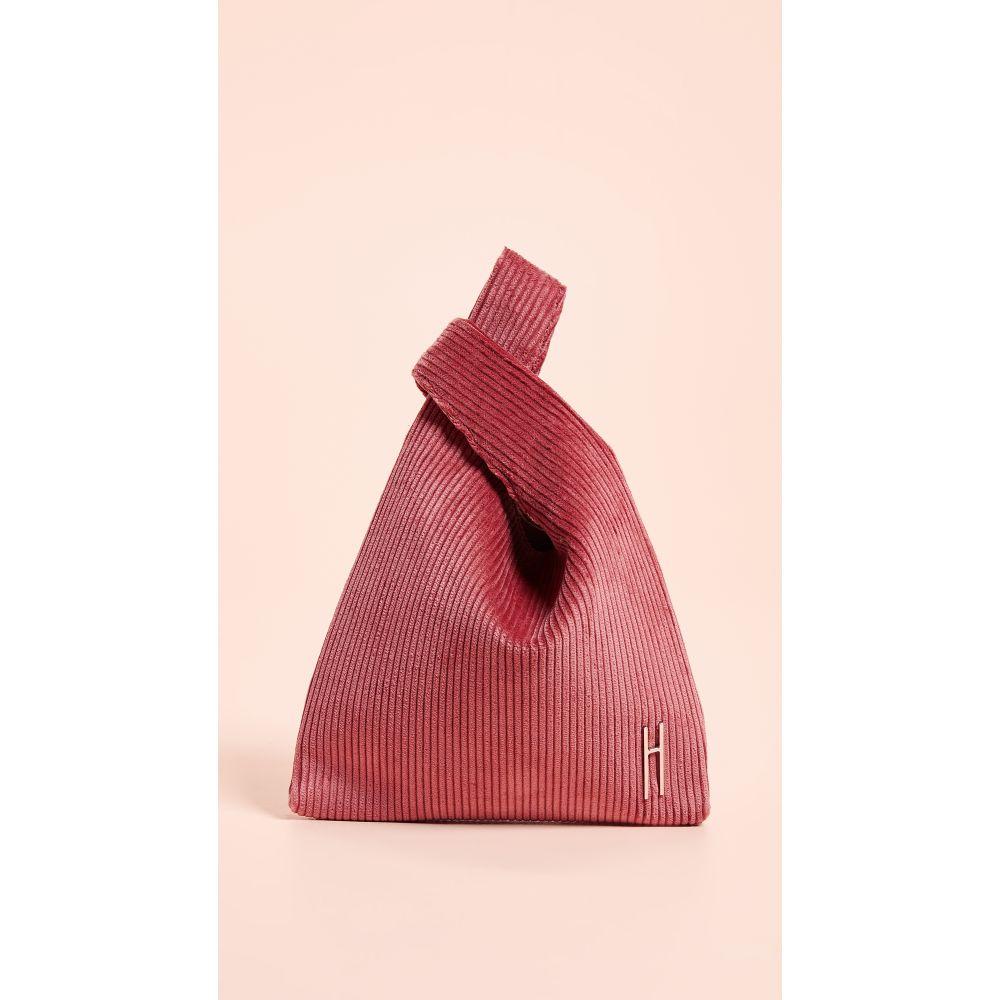 ヘイワード Hayward レディース バッグ トートバッグ【Corduroy Mini Shopper】Pink