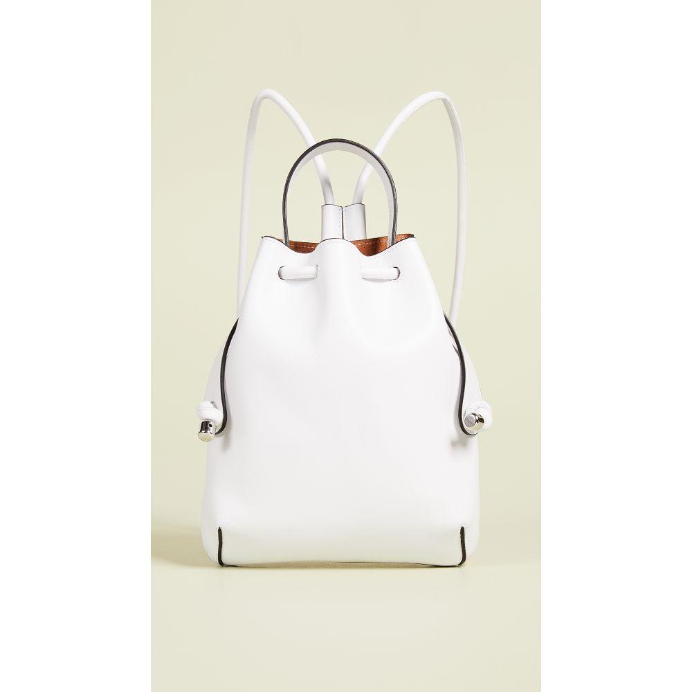 メリメロ meli melo レディース バッグ バックパック・リュック【Briony Mini Backpack】White