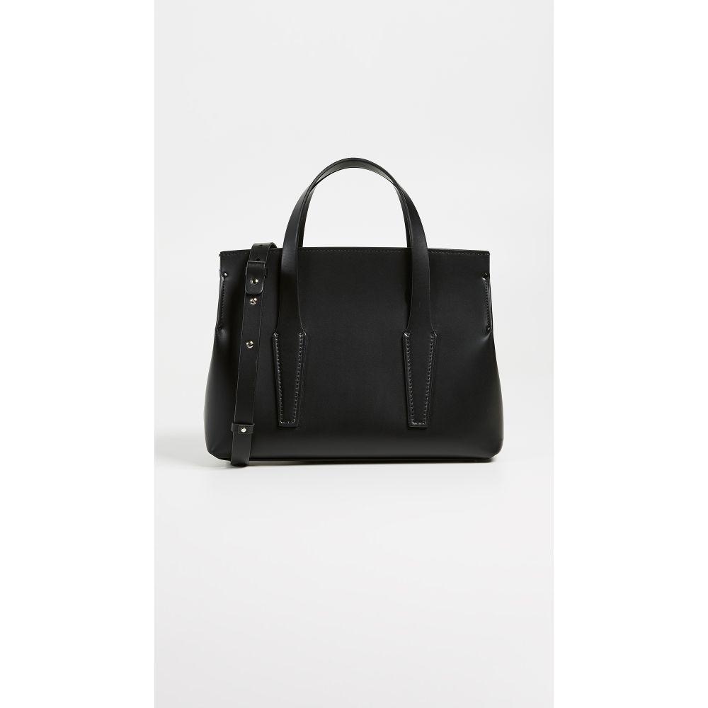 ニコ ジャンニ Nico Giani レディース バッグ ハンドバッグ【Duvalia Midi Top Handle Bag】Black