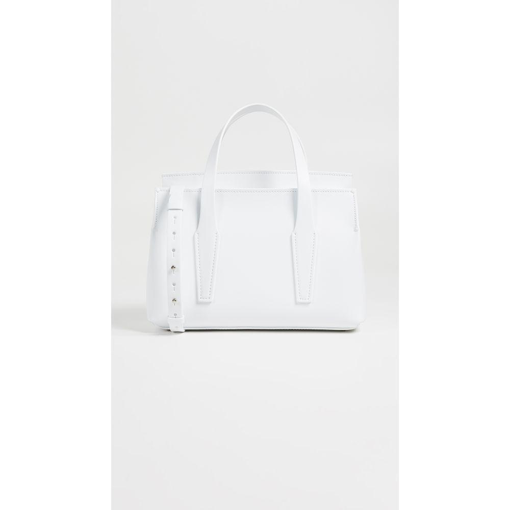 ニコ ジャンニ Nico Giani レディース バッグ ハンドバッグ【Duvalia Midi Top Handle Bag】White