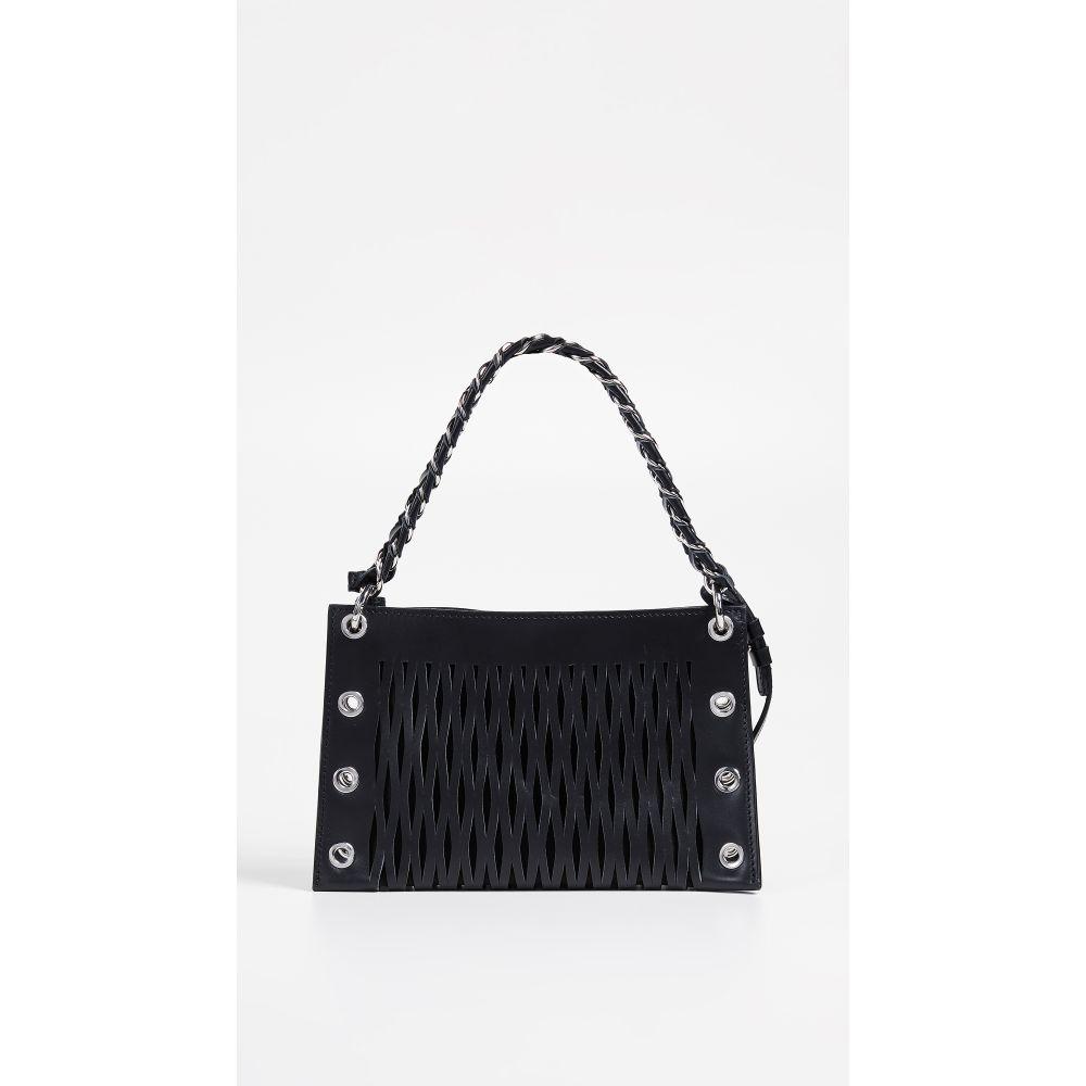 ソニア リキエル Sonia Rykiel レディース バッグ【Perforated Chain Bag】Black