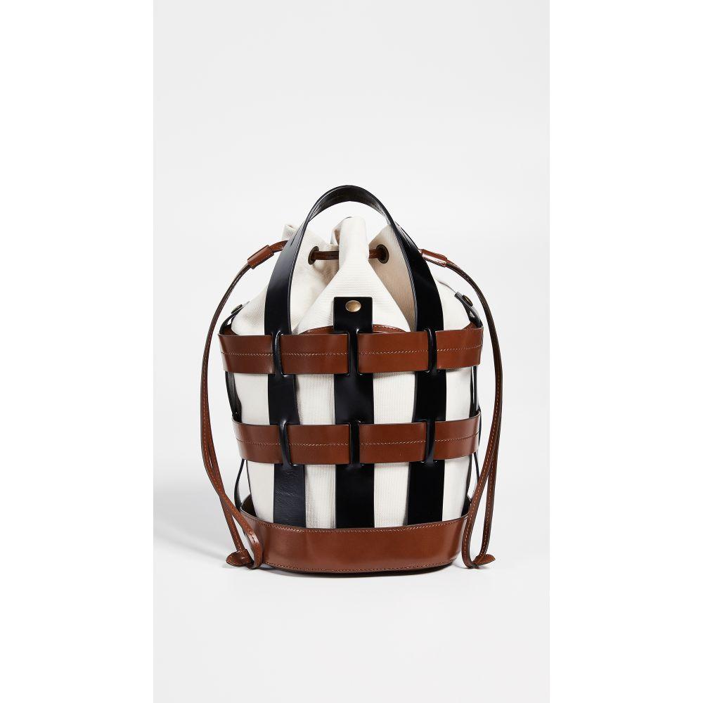 トレードマーク Trademark レディース バッグ トートバッグ【Cooper Cage Tote Bag】Cream/Black/Tan