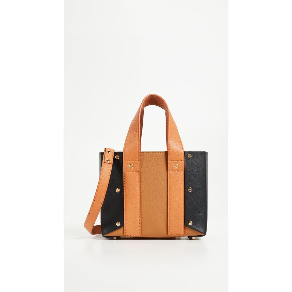ユゼフィ Yuzefi レディース バッグ トートバッグ【Small Tote Bag】Caramel/Black