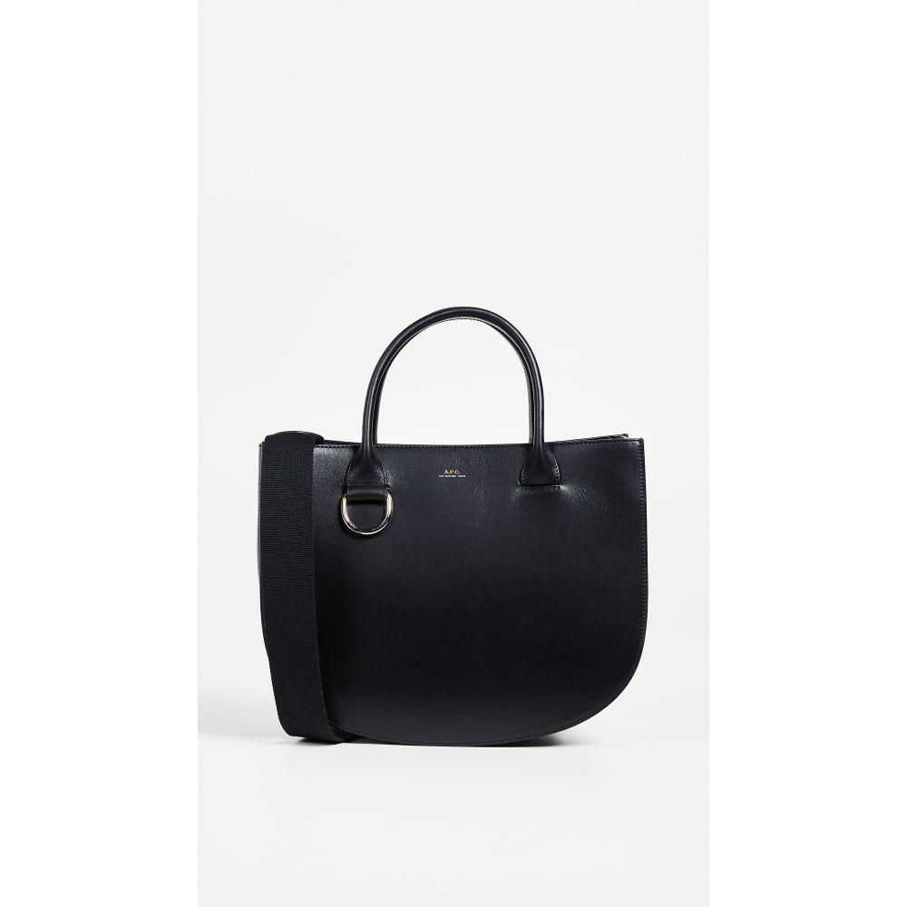 アーペーセー A.P.C. レディース バッグ トートバッグ【Marion Tote Bag】Noir