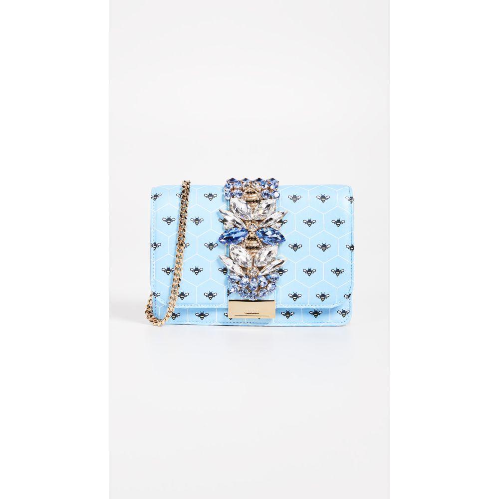 ゲデベ Gedebe レディース バッグ ショルダーバッグ【Bee Cliky Bag】Bee Print