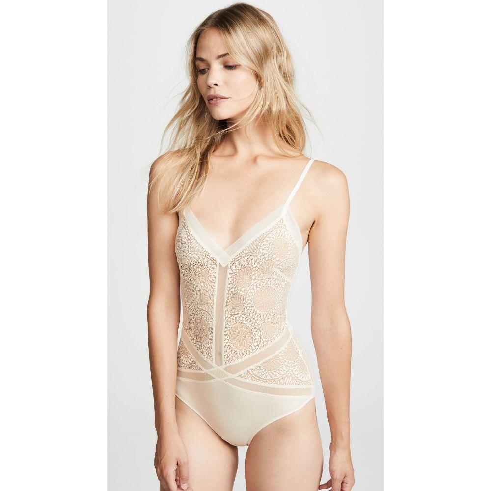 カルバンクライン Calvin Klein Underwear レディース インナー・下着 ボディースーツ【Endless Bodysuit】Ivory