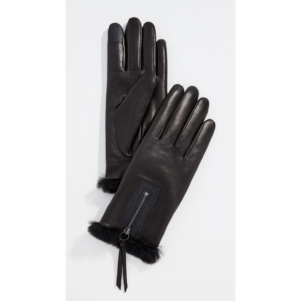 アニェル Agnelle レディース 手袋・グローブ【Marina Gloves】Black