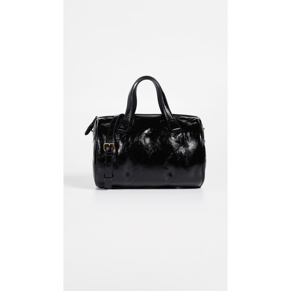 アニヤ ハインドマーチ Anya Hindmarch レディース バッグ ショルダーバッグ【Chubby Barrel Shoulder Bag】Black