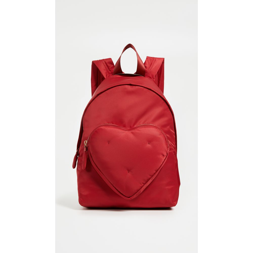 アニヤ ハインドマーチ Anya Hindmarch レディース バッグ バックパック・リュック【Chubby Heart Backpack】Red, たんばや 釧路空港店:188373d6 --- asc.ai