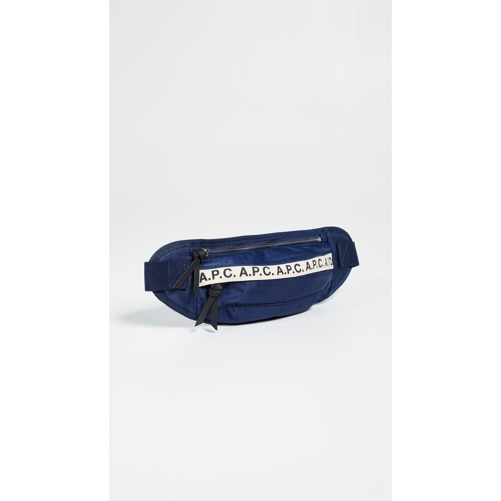 アーペーセー A.P.C. レディース バッグ ボディバッグ・ウエストポーチ【Lucille Belt Bag】Marine