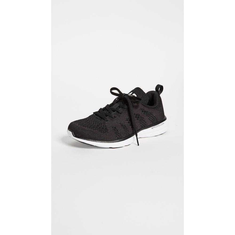 アスレチック プロパルジョン ラボ APL: Athletic Propulsion Labs レディース シューズ・靴 スニーカー【TechLoom Pro Sneakers】Black/White/Black