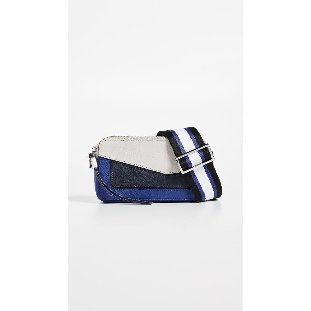 ボトキエ Botkier レディース バッグ【Cobble Hill Mini Camera Bag】Blue Combo