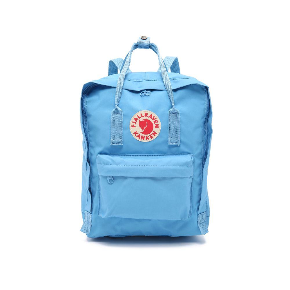 フェールラーベン Fjallraven レディース バッグ バックパック・リュック【Kanken Backpack】Air Blue